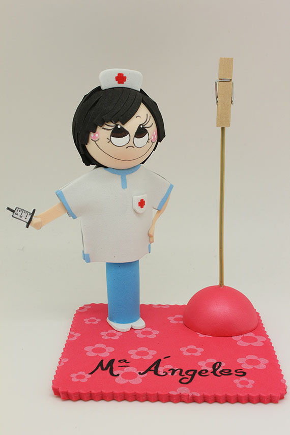 Foto 1 Fofucha Enfermeras