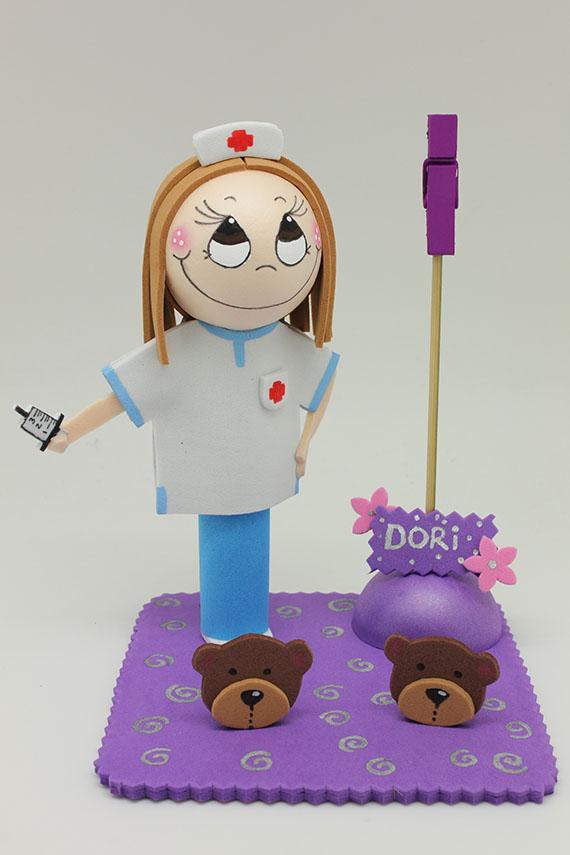 Foto 2 Fofucha Enfermeras