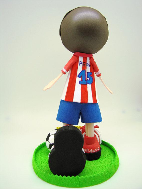 Foto 3 Fofucha Futbolista Atlético de Madrid