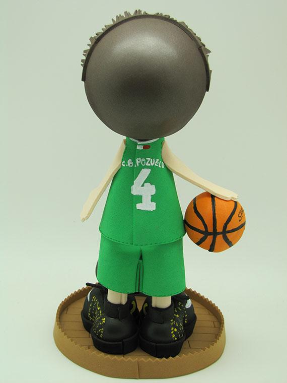 Foto 3 Fofucha Jugador de Baloncesto