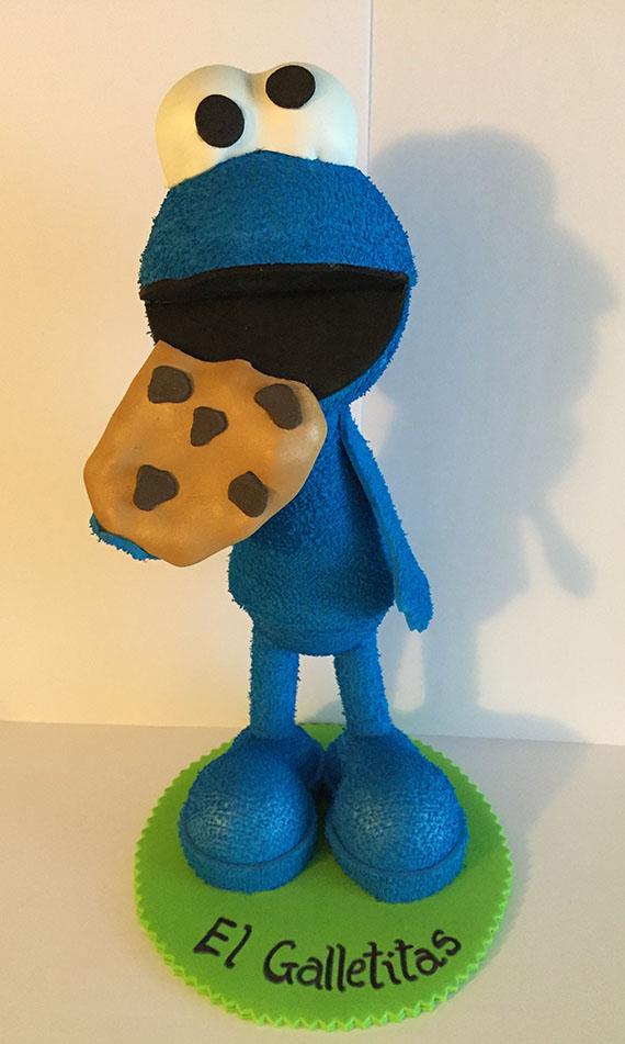 Foto 1 Fofucha Monstruo de las galletas