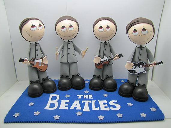 Foto 1 Fofucha The Beatles