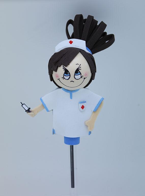 Foto 1 Fofucha Enfermera