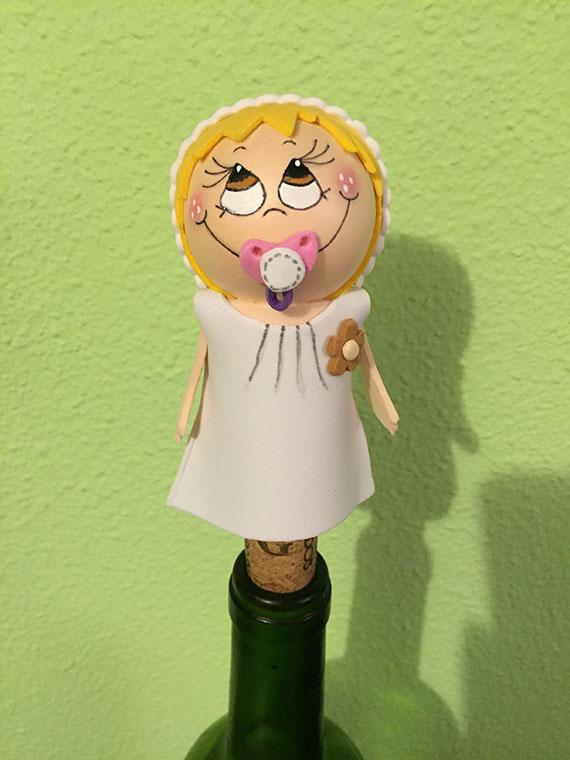 Foto 2 Fofucha Muñec@s para las botellas