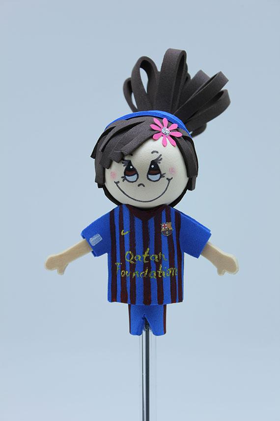 Foto 2 Fofucha Futbolista Barça