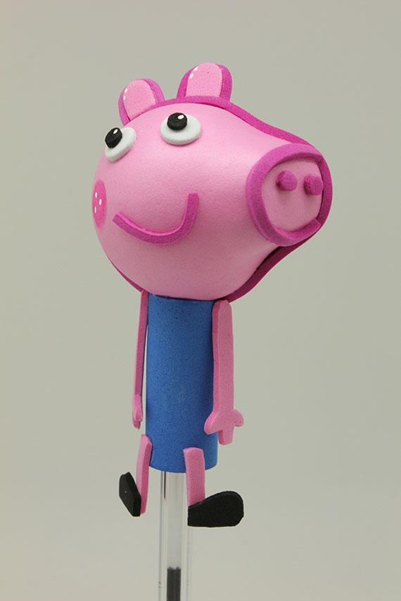 Foto 2 Fofucha George (Hermano Peppa Pig)