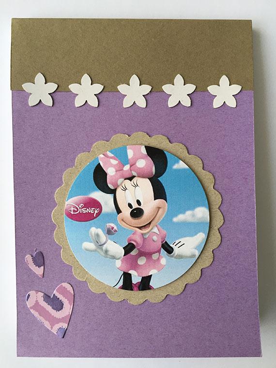 Foto 1 Fofucha Libretas de Mickey o Minnie