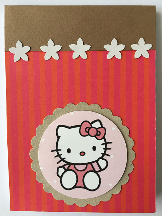 Foto 1 Fofucha Libreta de Hello Kitty