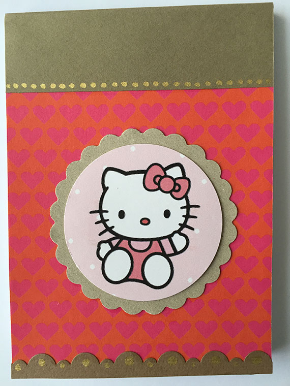 Foto 2 Fofucha Libreta de Hello Kitty