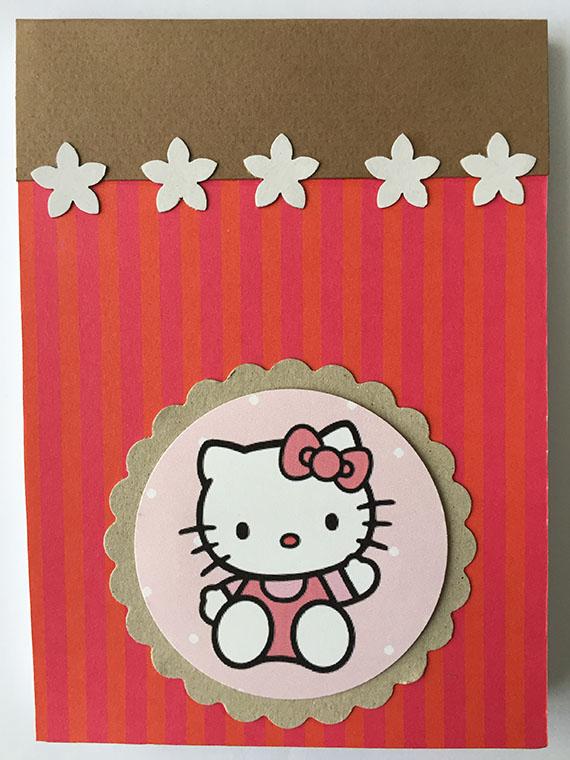 Foto 1 Fofucha Libreta de Hello Kitty