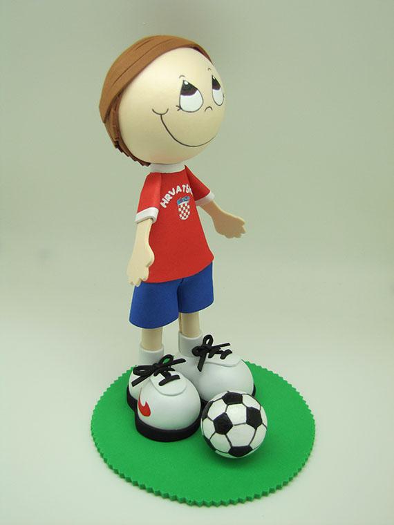 Foto 2 Fofucha Futbolista Croacia