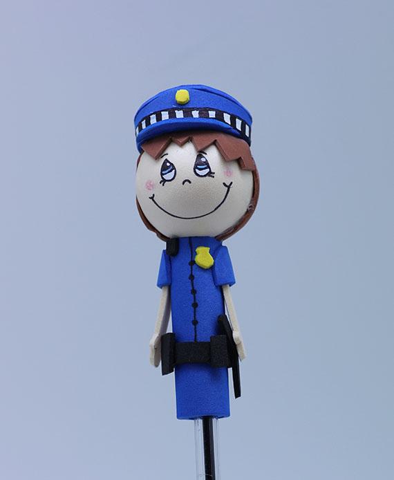 Foto 1 Fofucha Policía