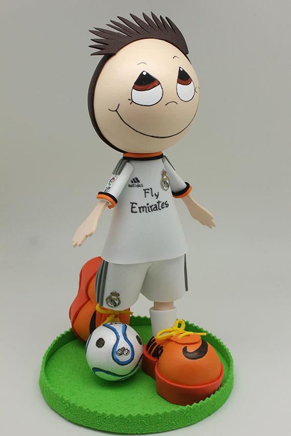 Foto 2 Fofucha Futbolista Real Madrid