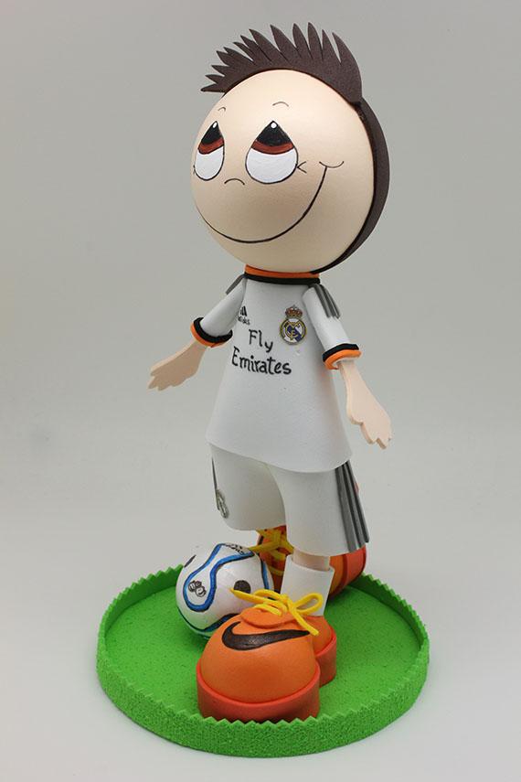 Foto 3 Fofucha Futbolista Real Madrid
